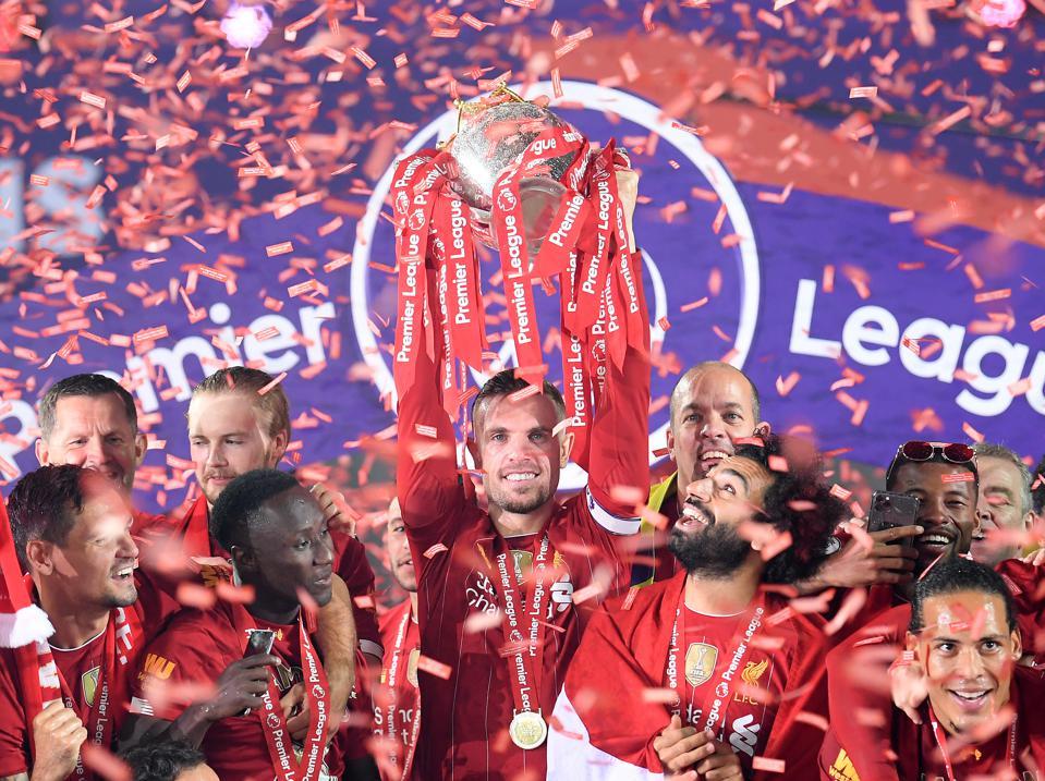 2019 English Premier League