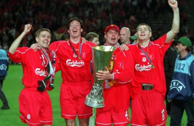 When is the UEFA cup final?