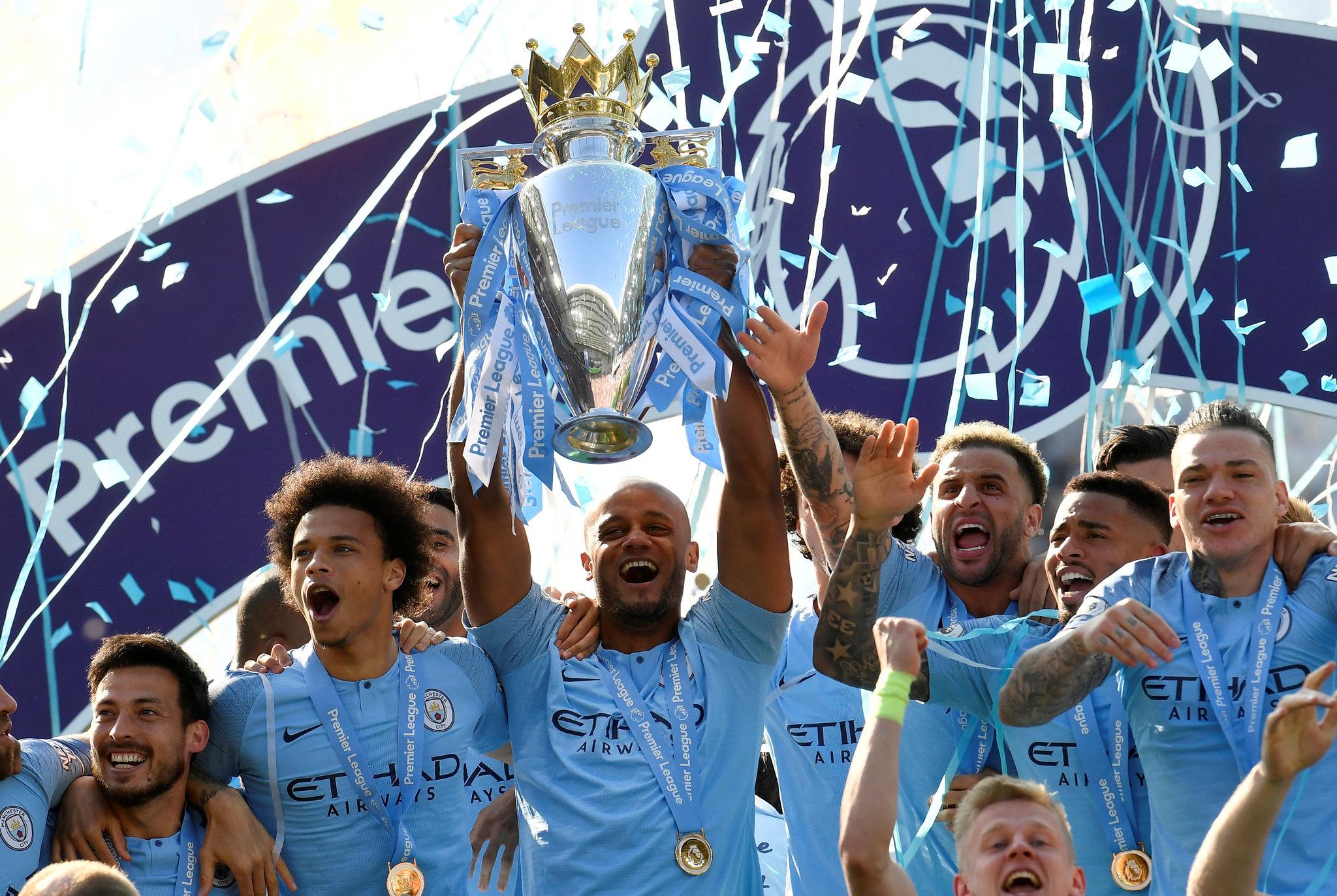 Premier League winner 2019